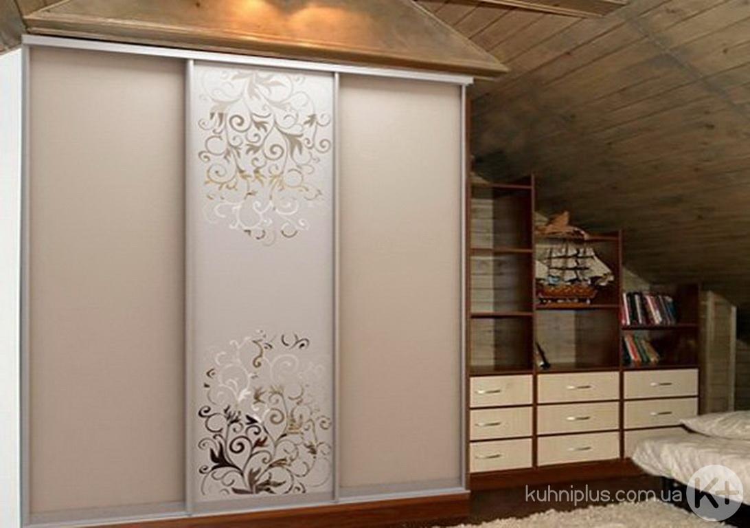 Красивые шкафы купе, особенности, наполнение и выбор по цвет.